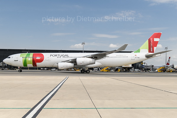 2018-05-10 CS-TOB Airbus A340-300 TAP