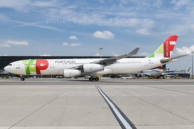 2018-05-14 CS-TOC Airbus A340-300 TAP
