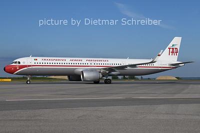 2021-06-03 CS-TJR Airbus A321neo TAP