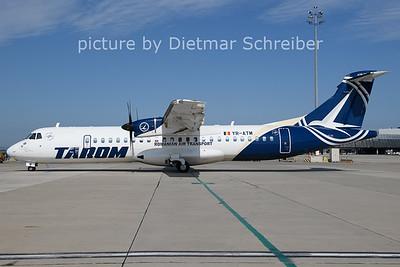 2021-08-11 YR-ATM ATR72 Tarom