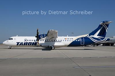 2021-06-18 YR-ATM ATR72 Tarom