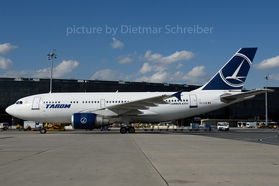 2016-07-29 YR-LCB Airbus A310 Tarom