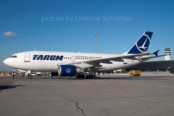2007-11-28 YR-LCA Airbus A310 Tarom