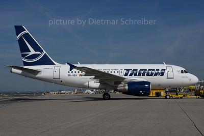 2017-05-16 YR-ASA Airbus A318 Tarom