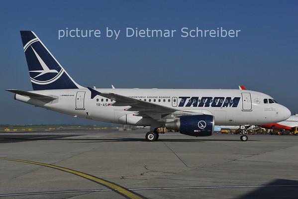 2012-05-08 YR-ASA Airbus A318 TArom