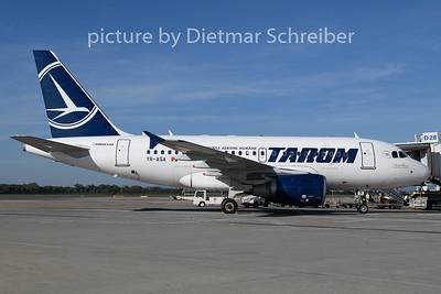 2018-09-12 YR-ASA Airbus A318 Tarom