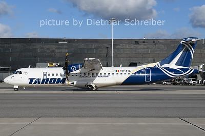 2020-11-20 YR-ATL ATR72 Tarom