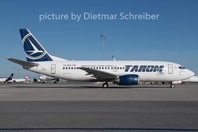 2019-05-10 YR-BGB Boeing 737-300 TArom