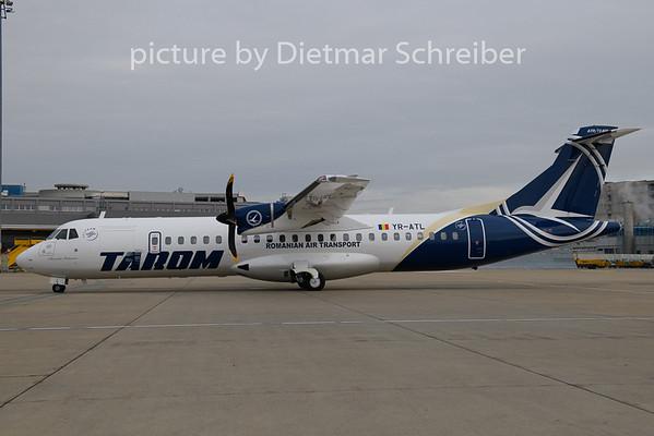2020-03-09 YR-ATL ATR72 Tarom