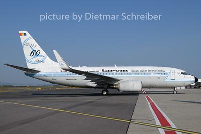 2018-08-21 YR-BGG Boeing 737-700  Tarom