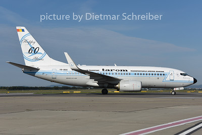 2014-08-25 YR-BGG Boeing 737-700 Tarom