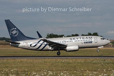 2019-07-15 YR-BGF Boeing 737-700 Tarom