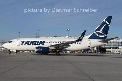 2019-12-30 YR-BGI Boeing 737-700 Tarom