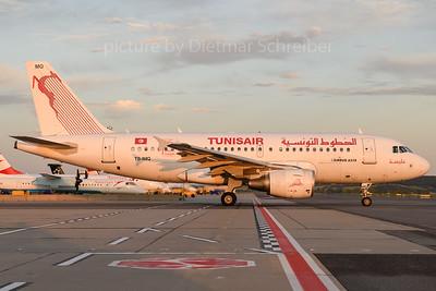 2020-08-23 TS-IMQ Airbus A319 Tunis Air