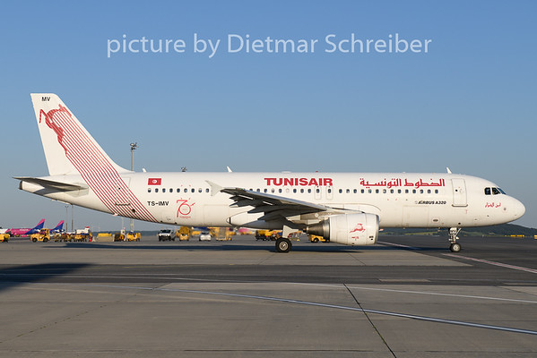 2020-07-30 TS-IMV Airbus A320 Tunis Air