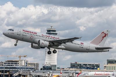 2019-08-14 TS-IMM Airbus A320 Tunis AIr