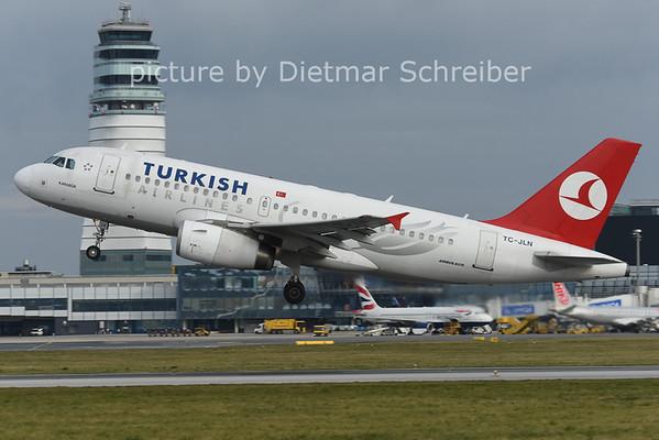 2014-12-08 TC-JLN AIrbus A319 THY