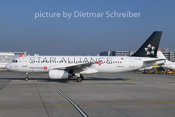 2019-01-21 TC-JPS Airbus A320 THY