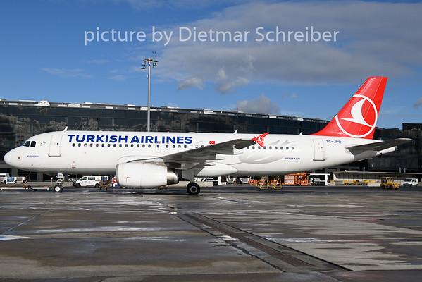 2020-01-29 TC-JPR Airbus A320 THY