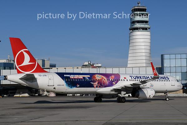 2020-01-01 TC-JTR Airbus A321 THY