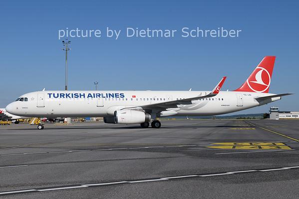 2021-06-13 TC-JSI Airbus A321 THY
