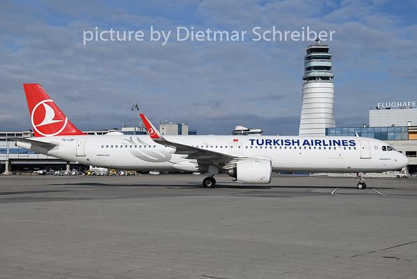 2020-02-06 TC-LSF Airbus A321neo THY