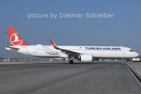 2021-03-25 TC-LTA Airbus A321neo THY