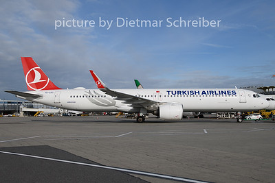 2020-02-06 TC-LSJ Airbus A321neo THY