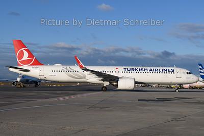 2019-12-26 TC-LSD Airbus A321neo THY