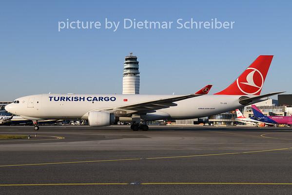 2020-04-05 TC-JOO Airbus A330-200 THY Cargo