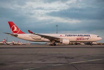 2016-05-20 TC-LNC AIrbus A330-300 THY