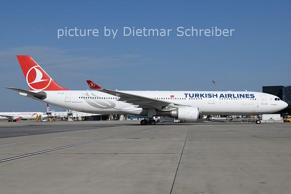 2021-07-28 TC-JOE AIrbus A330-300 THY