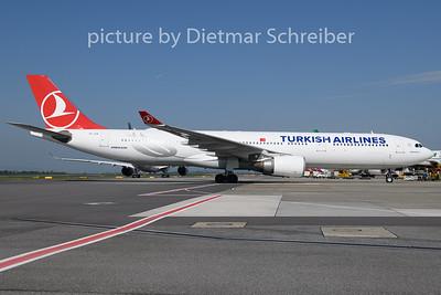 2019-05-01 TC-LOA Airbus A330-300 THY