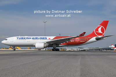 2021-05-22 TC-JIZ AIrbus A330-200 Turkish AIrlines