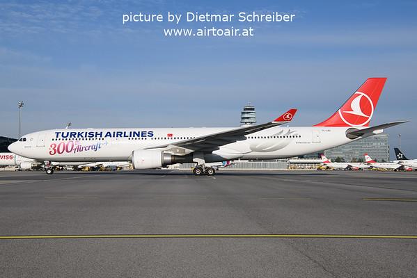 2021-10-14 TC-LNC AIrbus A330-300 THY