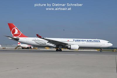 2021-09-26 TC-JOB Airbus A330-300 THY