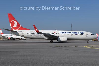 2020-09-15 TC-JVH Boeing 737-800 THY