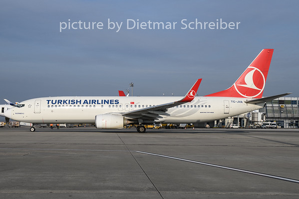 2019-02-21 TC-JVA Boeing 737-800 THY