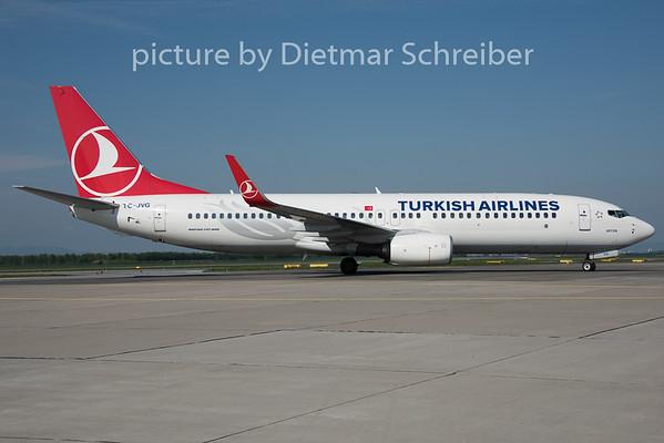 2015-04-29 TC-JVG Boeing 737-800 THY