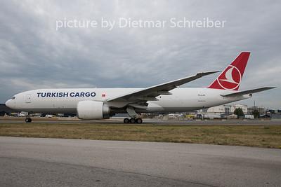 2019-08-02 TC-LJO Boeing 777-200 THY