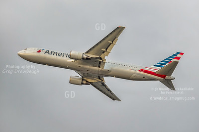 American 767-300