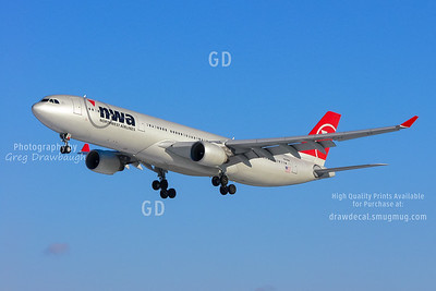 Northwest A330