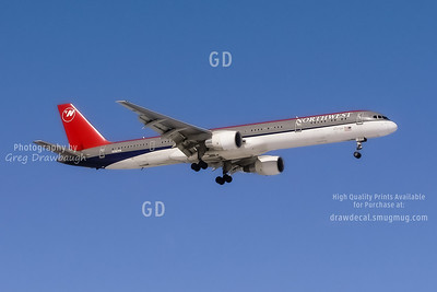 Northwest 757-300
