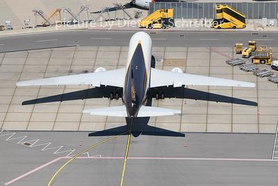 2020-05-07 Boeing 767-300 uPS