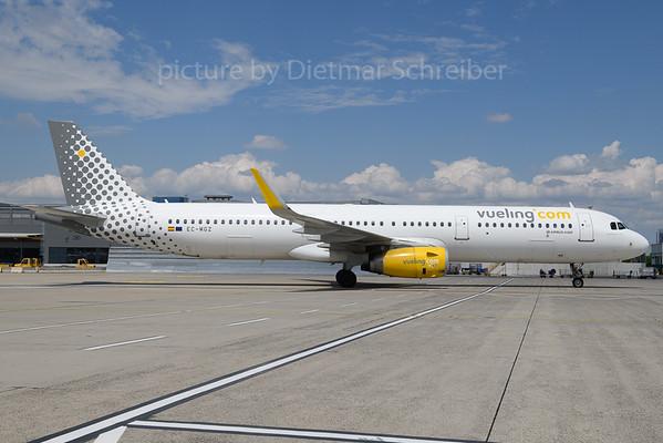 2018-05-21 EC-MGZ Airbus A321 Vueling