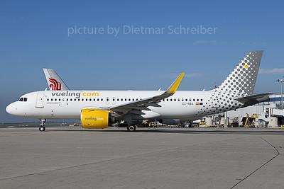2019-10-15 EC-NBA Airbus A320neo Vueling