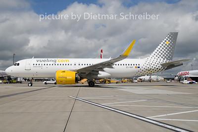 2019-05-20  EC-NAF Airbus A320neo Vueling