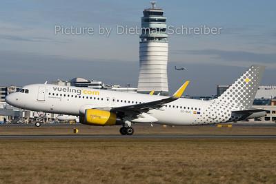 2019-12-30 EC-MJC Airbus A320 Vueling