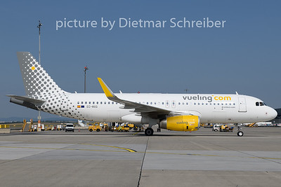 2019-07-16 EC-MXG Airbus A320 Vueling