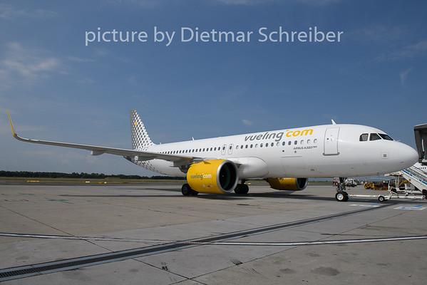 2019-07-19 EC-NCU Airbus A320neo Vueling